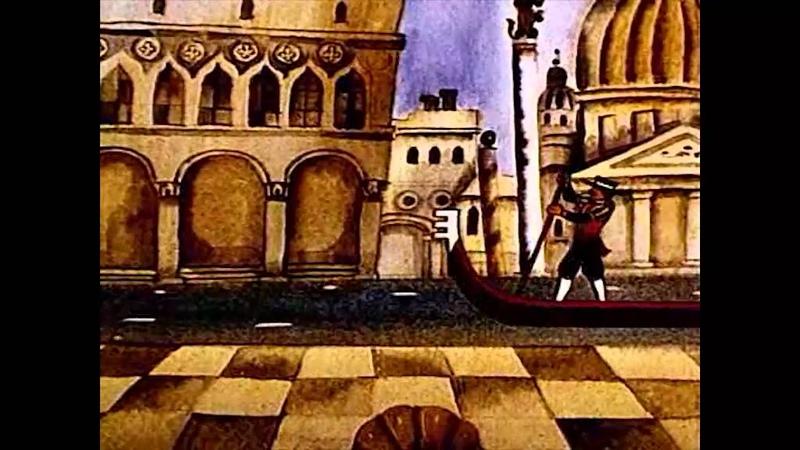 Обезьянки в опере | Советские мультфильмы для малышей