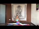 SLs Шпагат гимнастика vs йога