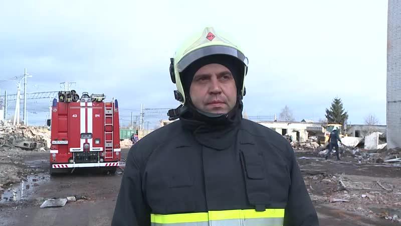 Комментарий начальника ГУ МЧС по ЛО Дейнеко Е.Г. Угрозы жителям Гатчинского района нет.