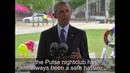 President Obama's Remarks in Orlando Florida