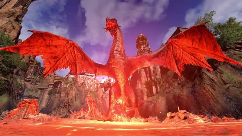 The Elder Scrolls Online Elsweyr - Официальный релизный трейлер геймплея