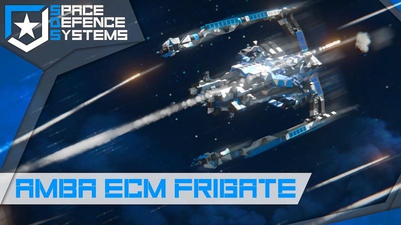 Revenge - Amba ECM Frigate Trailer