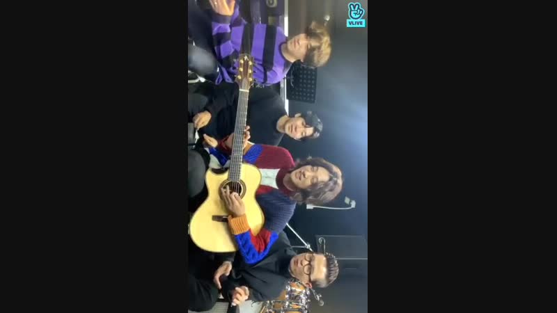 [Ви-лайв] 21.11.18 정준영 연말 콘서트 <BLUE PARTY>