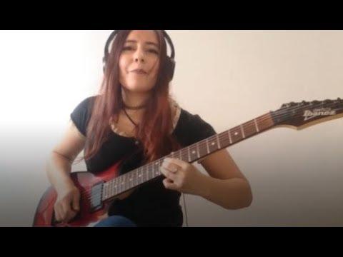 Hotel California - The Eagles Solo Cover | Juliana Wilson