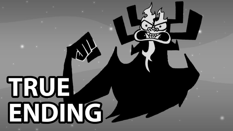 SAMURAI JACK'S TRUE ENDING - AKU'S WAY (Animatic)