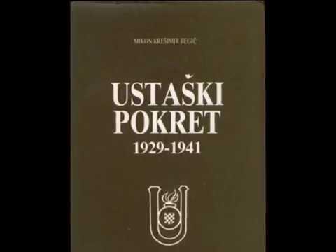 Hrvatski Ustaški Pokret 1929 do 1941