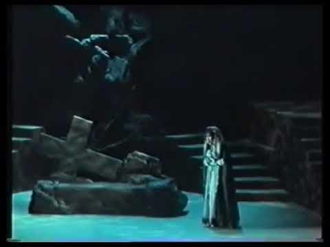 Ghena Dimitrova — Ecco l'orrido campo - G. Verdi - Un ballo in maschera (Sofia, 1996)