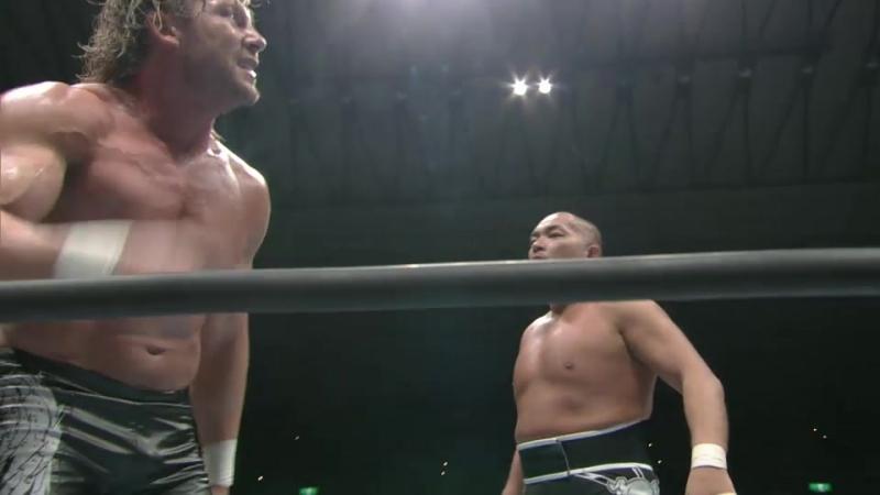 Kenny Omega vs. Tomohiro Ishii - NJPW G1 Climax 2018 - Tag 14
