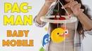 Яркий мобиль Pac-Man! 💛