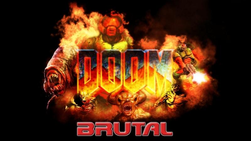 Brutal DOOM - Первый Взгляд, Обзор, Мнение, ЛетсПлей » Freewka.com - Смотреть онлайн в хорощем качестве