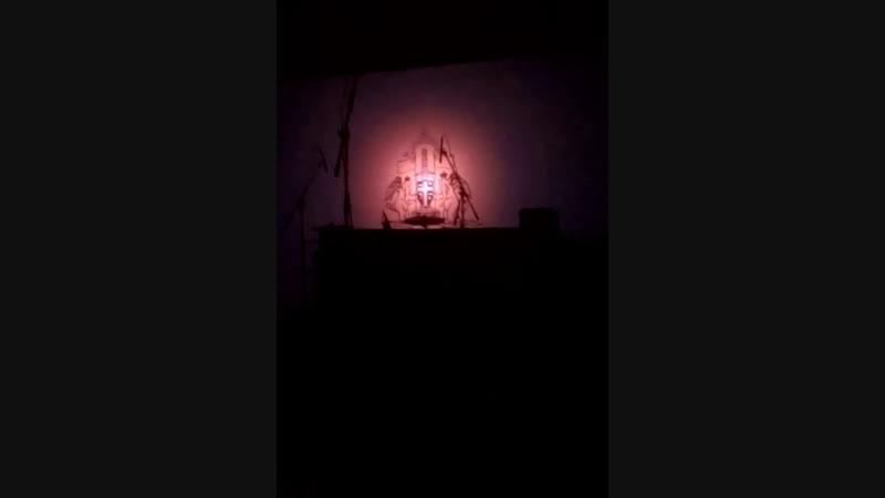 Крематорий в АРТ ХОЛЛе