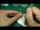 FIGURINE La peinture des visages des figurines au 1 35