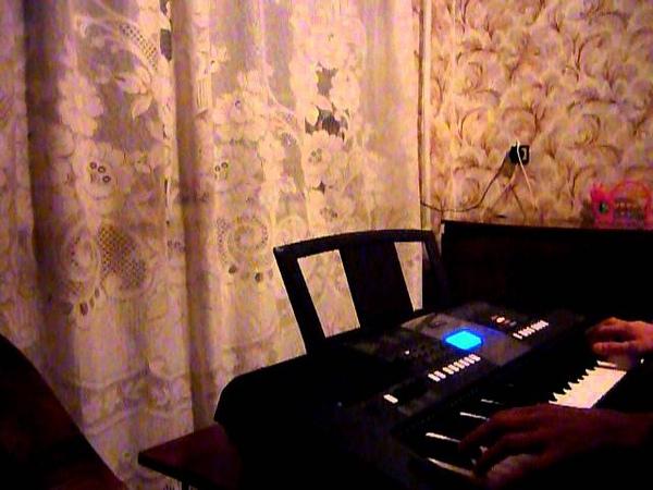JM JARRE Oxygene 4 Remix Yamaha PSR e-423 (Performed by Vitali)