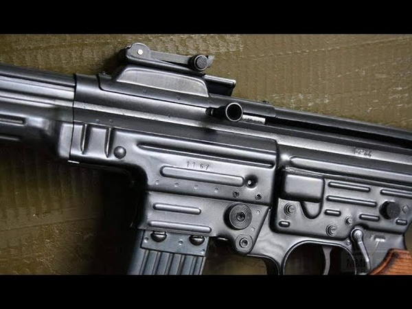 StG 44 Sturmgewehr и АК 47: Сравнение конструкции