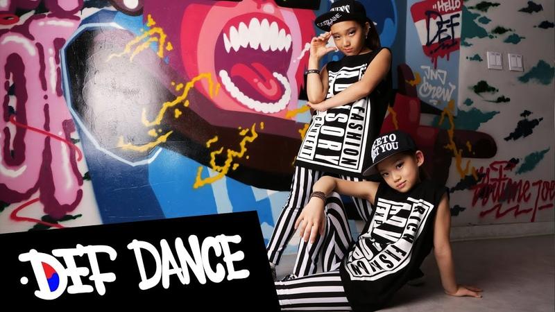 [키즈댄스 No.1] 태양 - RINGA LINGA (링가링가) KPOP DANCE COVER 데프키즈수강생 평가 방송안무 가수50724