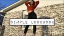 Simple Lookbook