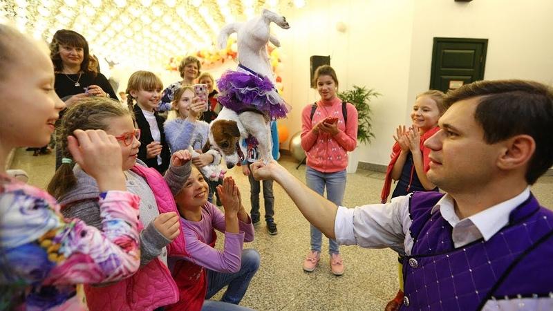 Благотворительная акция Крылья радости мастер классы для детей с особенностями развития