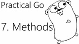 Methods - Value Receivers - Go Lang Practical Programming Tutorial p.7