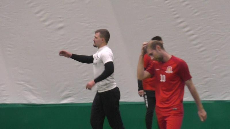 ФК Мурино 3:3 FC Piterška Žvežđa (Полный матч)
