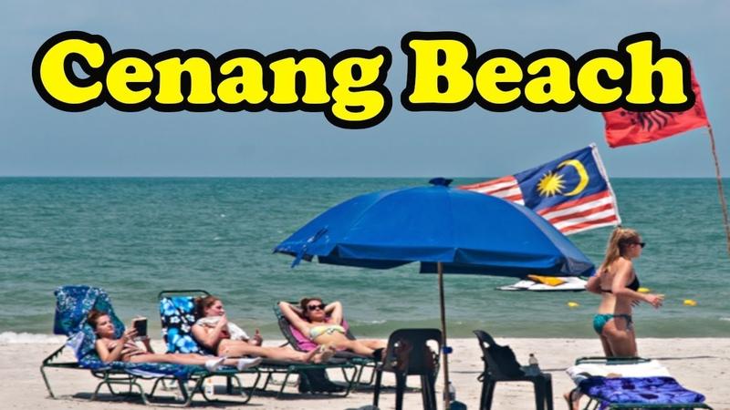 Cenang Beach Langkawi Most Visited Place In Malaysia Pantai Cenang Night Life