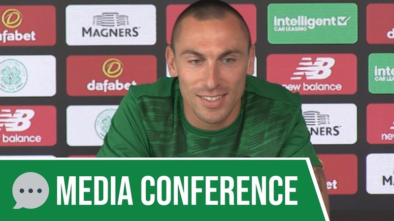 💬 Full Celtic Media Conference Scott Brown (170619)