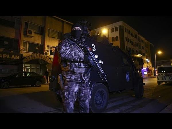Polis Özel Harekat - Yalnız Kurt Müziği Eşliğinde Operasyon Kesitleri | Video Klip! 2018 (HD)