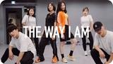 The Way I Am - Charlie Puth Tina boo Choreography