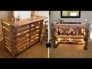 200 Muebles hechos con palets ideas para el hogar Reciclaje Creativo