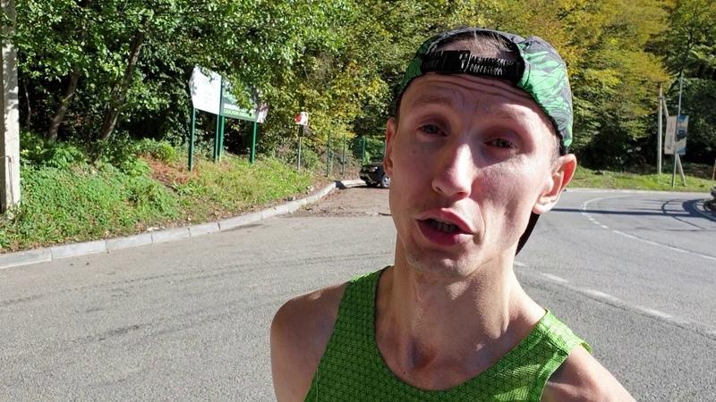 Денис Кораблёв - Топ-4 Чемпионата России по горному бегу на длинной дистанции