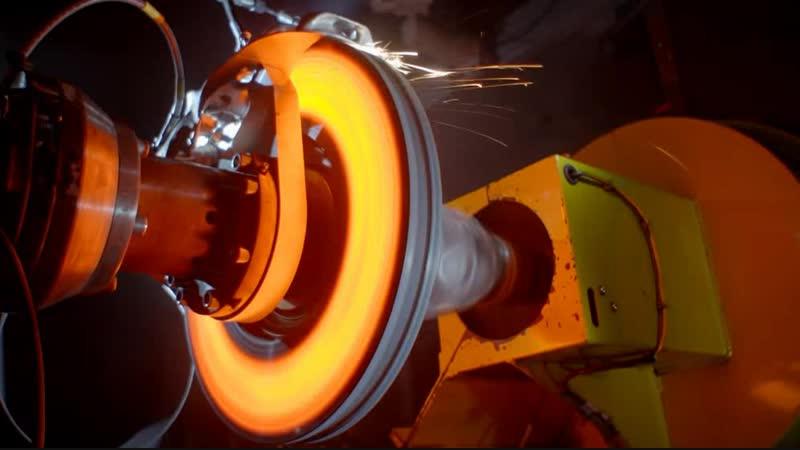 Bugatti тестирует свои 3D-печатные тормозные суппорты
