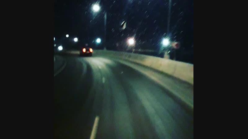 Промерзание мостов