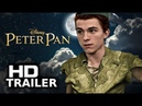Disney's PETER PAN Teaser Trailer - Tom Holland Live-Action Concept