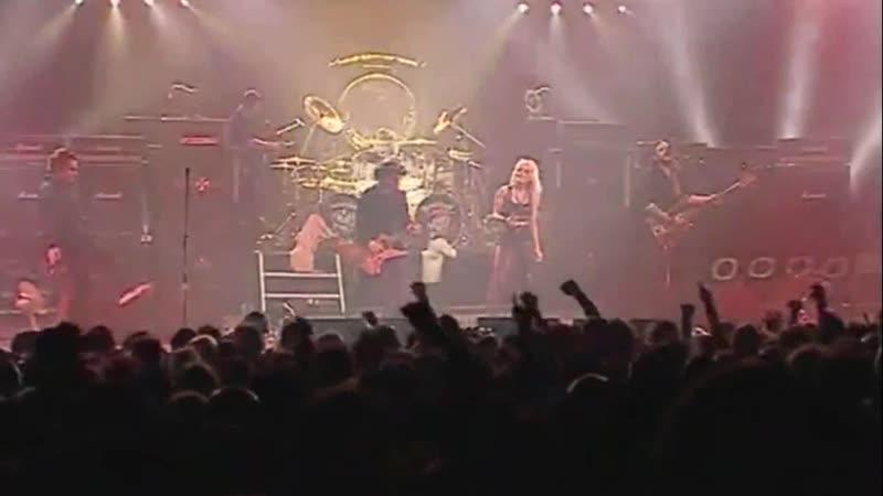 Motorhead Doro - Born To Raise Hell