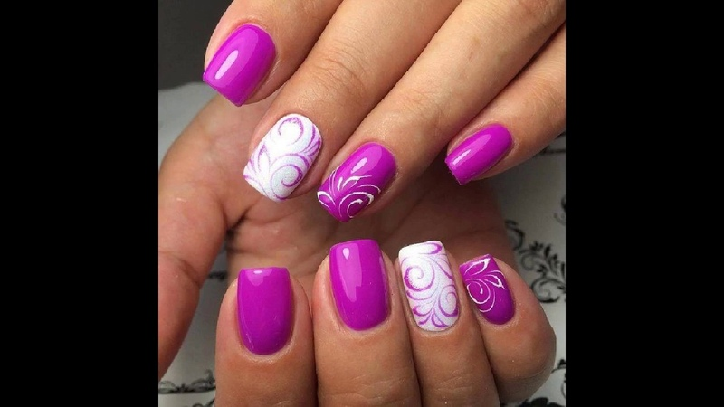 Nail Art Design Ideas For Beginners