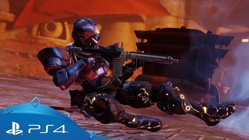 Destiny 2 Отвергнутые Новое снаряжение и оружие PS4