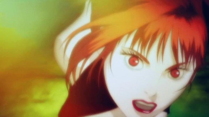 Mylène Farmer Peut Être Toi Kick i's Shut Up Remix Anime Version 2005