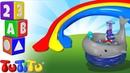 Изучение цвета на английском языке | Игрушки для купания | TuTiTu дошкольный