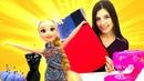Рапунцель в Шоу Ох уж эти куклы! Платье для куклы своими руками DIY