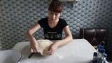 Татарский пирог с мясом и картофелем Балеш