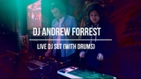 DJ Andrew ForRest @Graffity (BY) Live DJ Set With Drums. Funk, Nu-Disco, Disco, House, Funky House