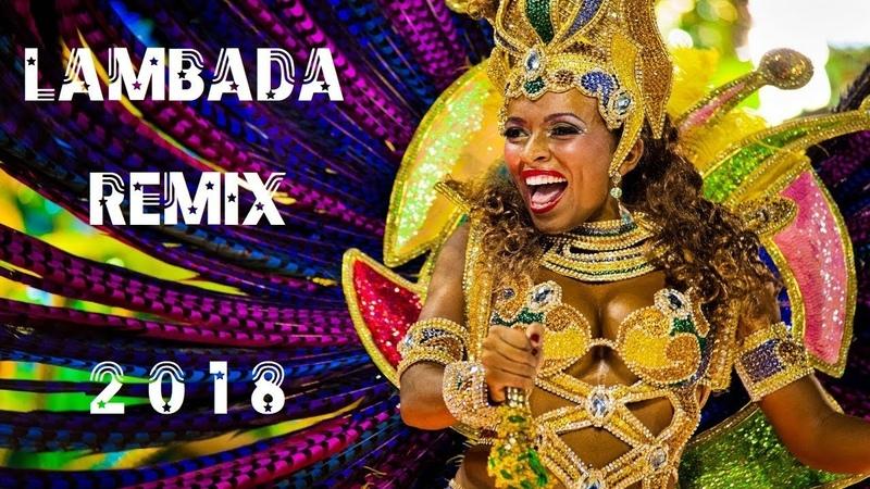 Kaoma - Lambada DANCE REMIX 2018 на синтезаторе Yamaha PSR-S970