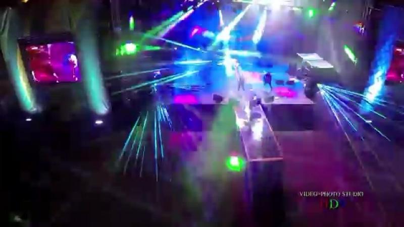 Dan Balan Chica Bomb концерт в Армавире. день города 174 г