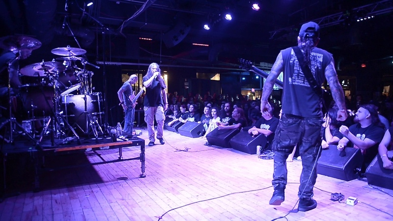Malignancy at Baltimore Sound Stage Baltimore, MD on May 25, 2017 1
