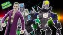 Лига Злодеев • ДЖОКЕР против ЛЕКСА ЛЮТОРА! Кто победит ЛЕГО роботы или танки