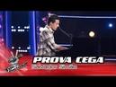 Salvador Simão All I Want Prova Cega The Voice Portugal