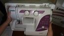 Швейная машина Leader AGAT инструкция распаковка обзор