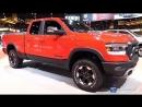 2019 Dodge RAM 1500 Rebel - Exterior and Interior Walkaround - 2018 Chicago Auto Show