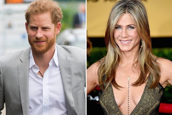 Голливудская актриса отказала принцу Гарри из-за разницы в возрасте