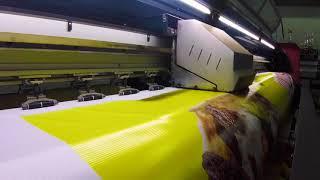 Широкоформатная печать баннеров в Дзержинске. Наружная реклама. РПК В Движении
