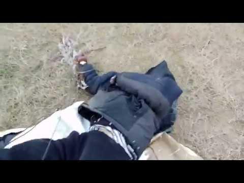 Смерть сепара на Светлодарской дуге от бойцов 54 ОМБР.